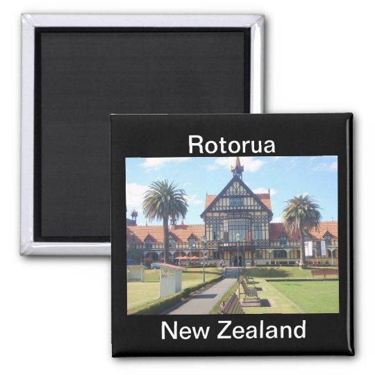 Rotorua Museum magnet