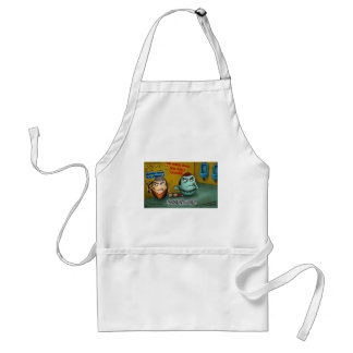 Rotten Egg Gangs Funny Tees Mugs Cards & Gifts Standard Apron