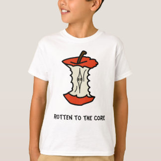 rotten to the core t-shirt