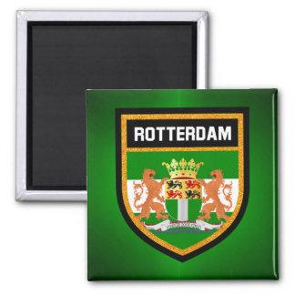 Rotterdam Flag Magnet