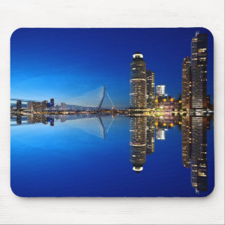 rotterdam, holland mouse pad