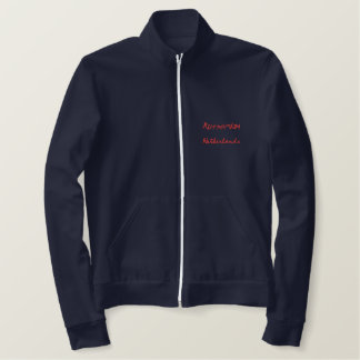 Rotterdam Netherlands Jacket