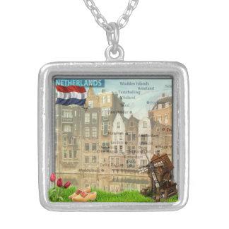rotterdam netherlands necklace