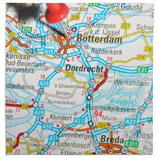 Rotterdam, The Netherlands Napkin
