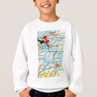 Rotterdam, The Netherlands Sweatshirt