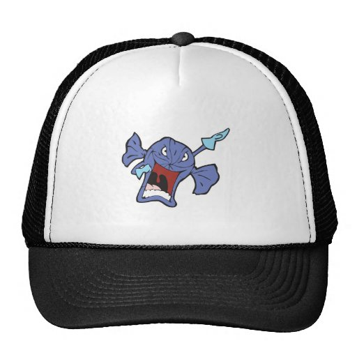 rotton candy character hats
