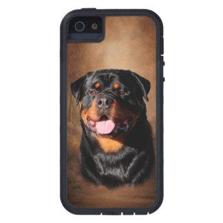 Rottweiler 5S, Tough Xtreme iPhone 5 Case