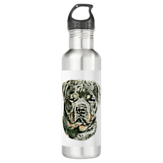 Rottweiler 710 Ml Water Bottle