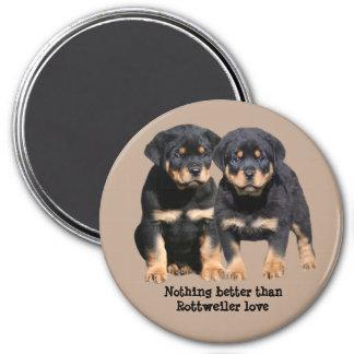 Rottweiler Buddies Magnet