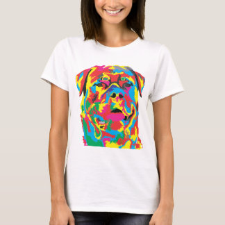rottweiler color T-Shirt