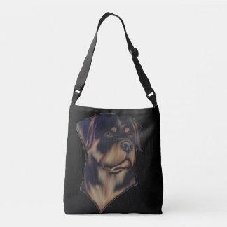 Rottweiler Crossbody Bag