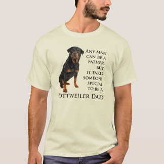 Rottweiler Dad Shirt