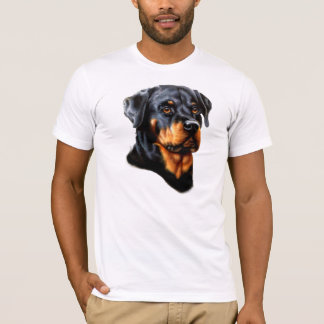 Rottweiler Enthusiats T-Shirt
