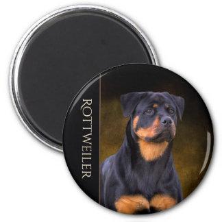 Rottweiler Fridge Magnet