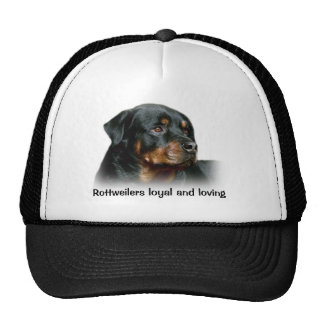 Rottweiler Hat