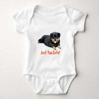 Rottweiler Infant Creeper