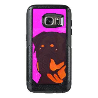 Rottweiler OtterBox Samsung Galaxy S7 Case