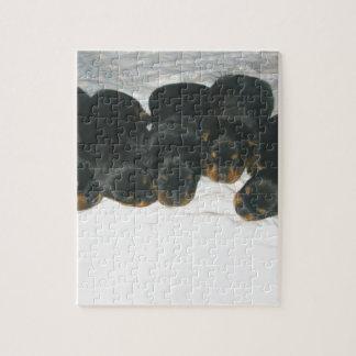 Rottweiler Puppies Puzzle