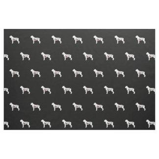 Rottweiler (Rottie) Love Fabric