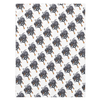 Rottweliers Tablecloth