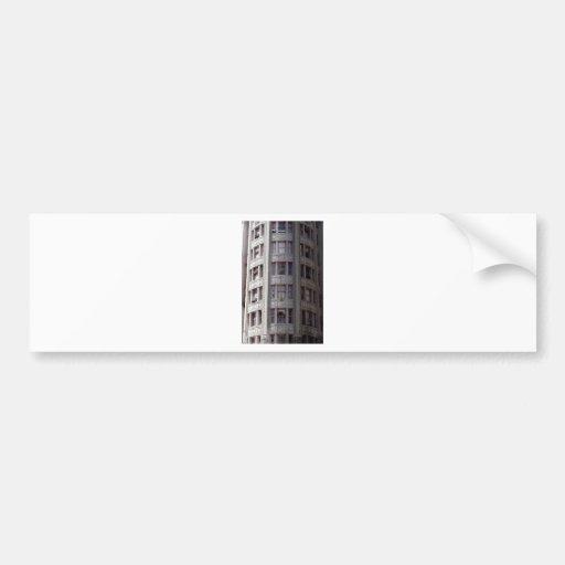 Rotunda Building Bumper Sticker
