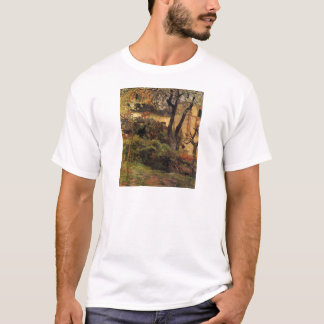 Rouen at spring by Paul Gauguin T-Shirt