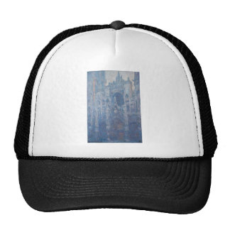 Rouen Cathedral, Clear Day by Claude Monet Cap