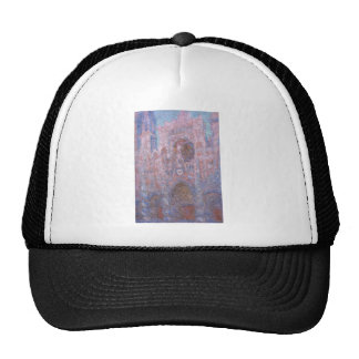 Rouen Cathedral, Symphony in Grey and Rose Cap