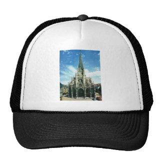 Rouen, Eglise St Maclau Vintage France Hat