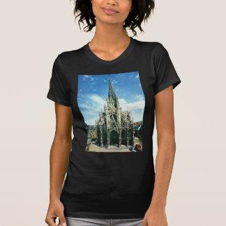 Rouen, Eglise St Maclau Vintage France Shirts