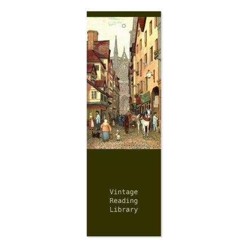 Rouen Street Business Cards