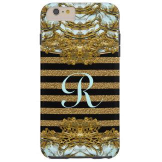 Rouge de Robin Elegant 6/6s French  Monogram Tough iPhone 6 Plus Case