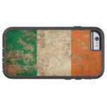 Rough Aged Vintage Irish Flag iPhone 6 Case