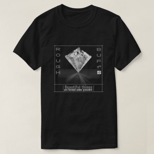 Rough And Buff Men's Diamond T-shirt