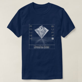Rough And Buff Men's Diamond T-shirt