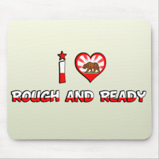 Rough and Ready, CA Mouse Pad