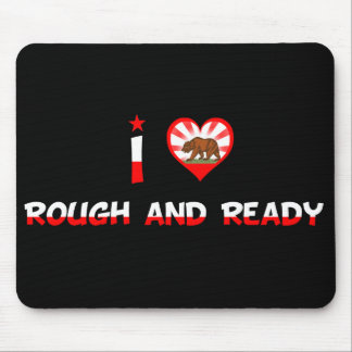 Rough and Ready, CA Mousepad