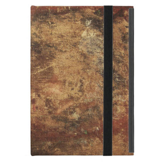 Rough and Weathered Grunge Texture iPad Mini Cover