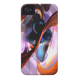 Rough Around the Edges Abstra Blackberry Bold Case