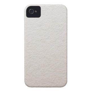 Rough Beige Paper Case-Mate iPhone 4 Cases