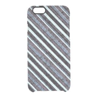 Rough Blue Black Stripe Deflector