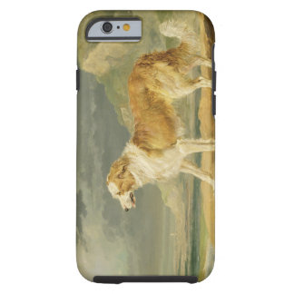Rough-coated Collie, 1809 (oil on board) Tough iPhone 6 Case