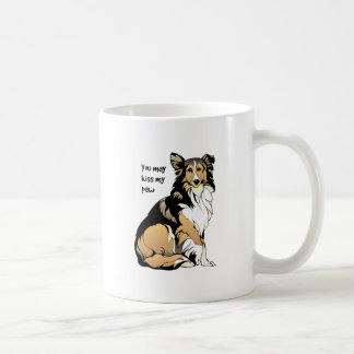 Rough Collie Aristocrat Coffee Mug