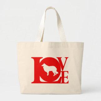 Rough Collie Bag