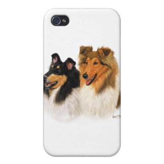 Rough Collie Case For iPhone 4