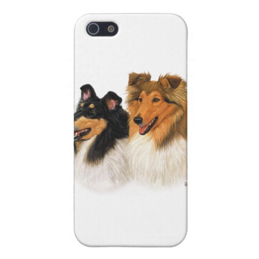 Rough Collie Covers For iPhone 5