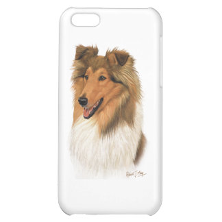 Rough Collie iPhone 5C Cover