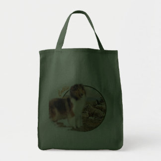 Rough Collie Keeper of the Sheep Bags