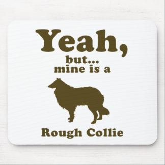 Rough Collie Mouse Mat