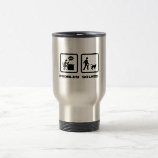 Rough Collie Coffee Mugs
